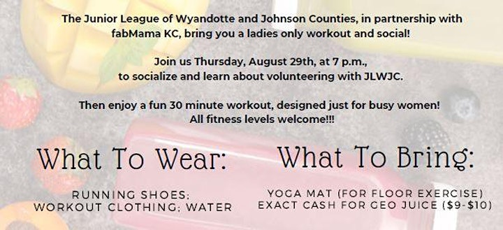 Ladies Night Out- Invest In Your Health & Your Community image