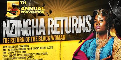 SBPM 5th Annual Convention tickets