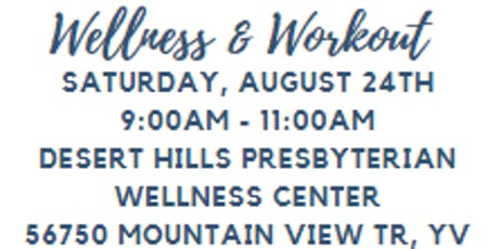 Wellness & Workout tickets