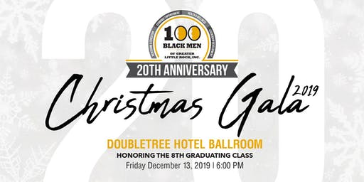 100 Black Men 20th Anniversary Christmas Gala