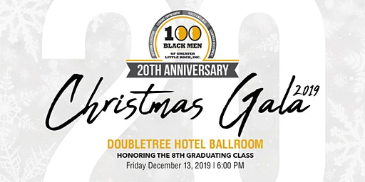 100 Black Men 20th Anniversary Christmas Gala