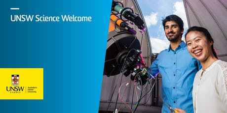 UNSW Science Welcome T3 2019tickets
