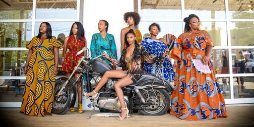 Besida African Print Pop-Up Shop and Fashion Show Charlotte