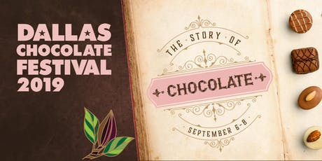 Dallas Chocolate Festival & Workshops 2019 tickets