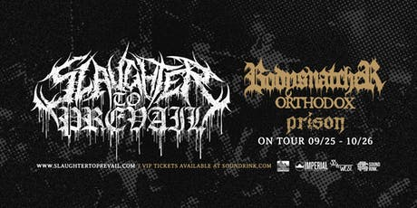 Slaughter to Prevail tickets