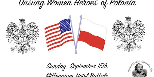 Unsung Women Heroes' of Polonia Awards Banquet