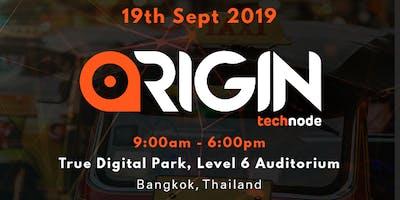 ORIGIN Thai Conference by TechNode 2019 @ True Digital Park