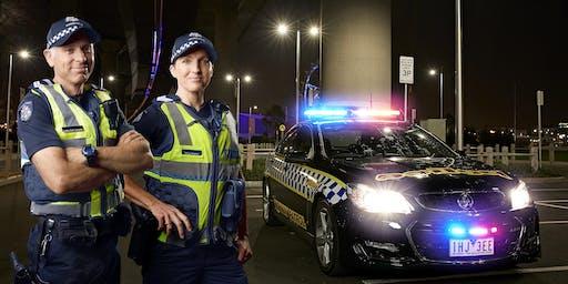 Police Information Session - Melton