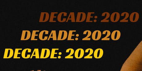 DECADE: 2020 tickets