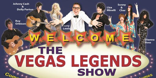 The Vegas Legends Dinner Show