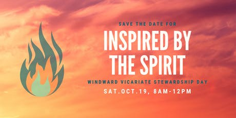 Inspired by the Spirit, Windward Vicariate Stewardship Day tickets