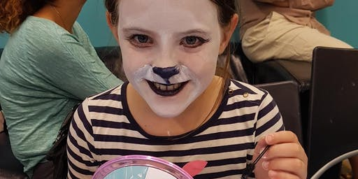 Stage Makeup Workshop with WA Opera (Ages 9-13)