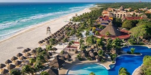 Ventures in Photography -- Mayan ruins + Playa del Carmen