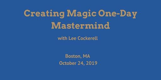 Creating Magic One-Day Mastermind