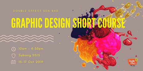 Graphic Design Short Course (OCT) tickets