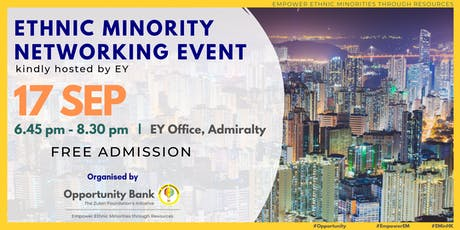 Ethnic Minority Networking Event tickets
