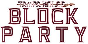 2019 TampaNoles Football Kickoff Block Party