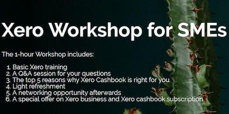Free Xero workshop for SMEs - Orewa tickets