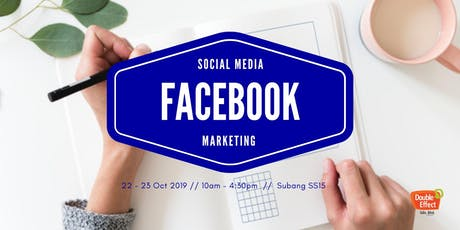 Social Media Facebook Marketing (OCT) tickets