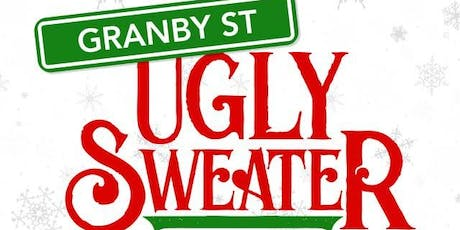 Granby St Ugly Sweater Bar Crawl tickets