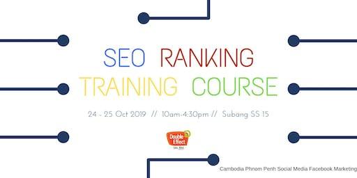 SEO Ranking Training Course (OCT)