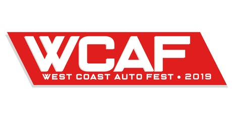 West Coast Auto Fest tickets