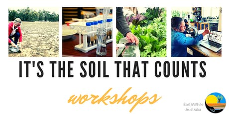 It's the Soil that Counts- Foundational Class tickets