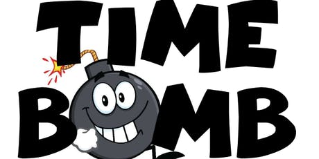 Laughing Gas Comedy Presents The Time Bomb tickets