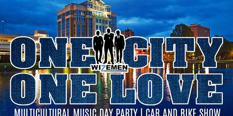 One City-One Love Multi-Cultural HSV tickets