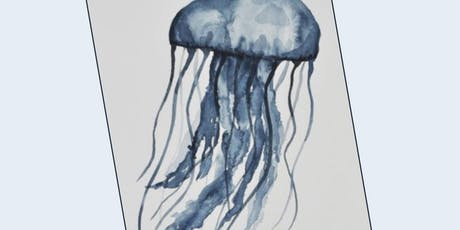Crafternoon: Salt Watercolor Jellyfish tickets