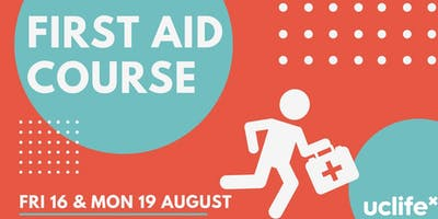 First Aid Training August 2019