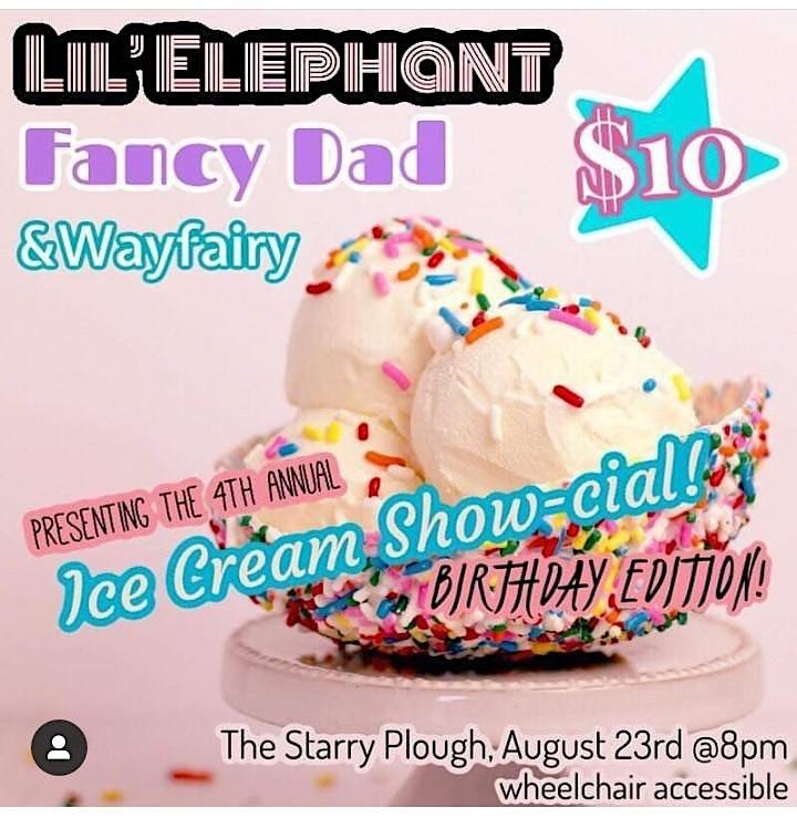 Lil Elephant, Fancy Dad, Wayfairy