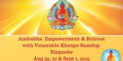 Amitabha Empowerment and Practice Retreat