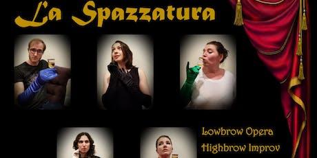 La Spazzatura tickets