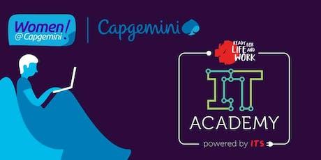RMIT IT Academy - Women@Capgemini tickets