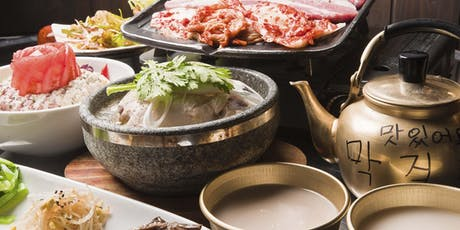 Korean Banquet  tickets
