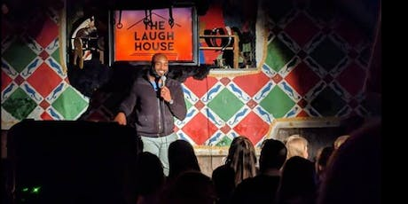 The Laugh House English Comedy Aug 23rd tickets