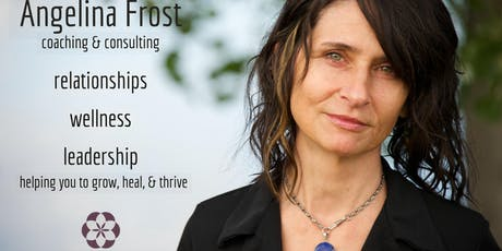28-Days of Nourish to Flourish - with Angelina Frost tickets