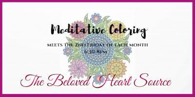 Meditative Coloring
