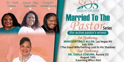 Married To The Pastor Series