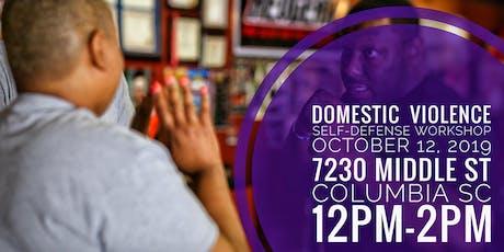 Black Flag Combatives Domestic Violence Self Defense Workshop tickets