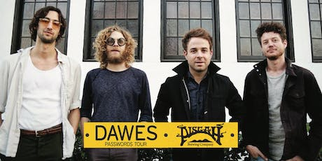An Evening with Dawes tickets