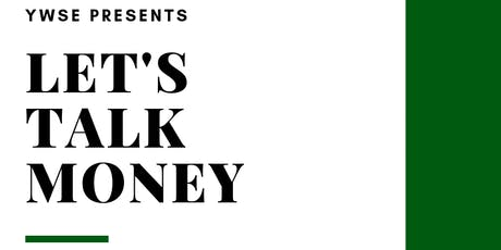 Let's Talk Money presented by YWSE SF tickets