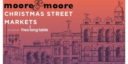 Christmas Street Markets on Henry Street: Freo Long Table Dinner