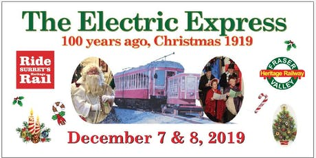 FVHRS The Electric Express tickets