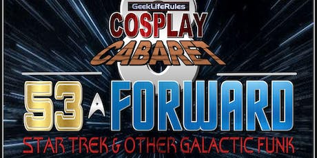 GeekLifeRules: NY Cosplay Cabaret VIII - SUMMER EDITION! tickets