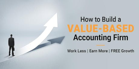 KNOWLEDGE WORKSHOP - Deliver Immense Value by Implementing Value-Based Fees tickets