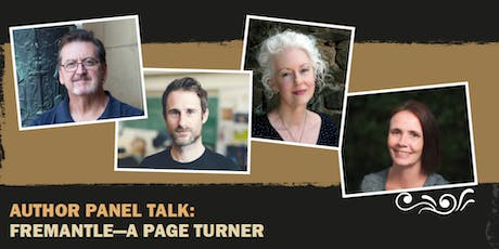 Author Panel Talk: Fremantle- A Page Turner tickets
