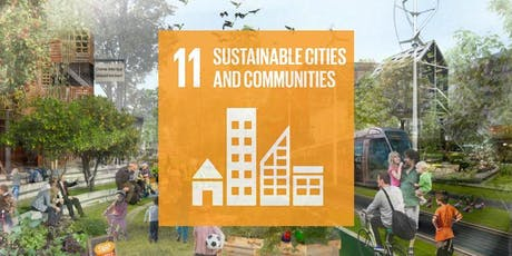 Partnerships for Sustainable Urban Development: Achieving SDG11 tickets
