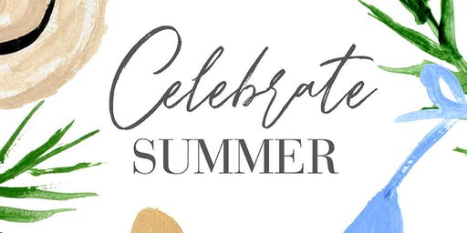 Celebrate Summer Skincare Event